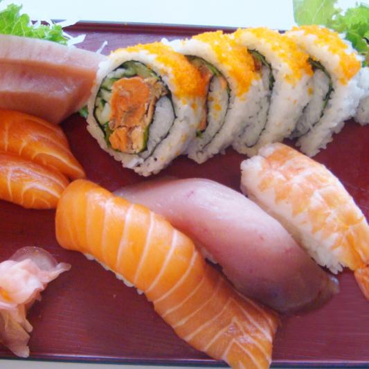 BC Sashimi Combo