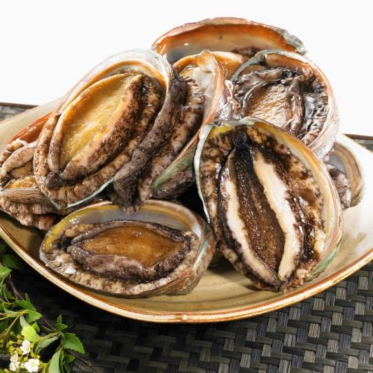 South Africa Fresh Whole Abalone - Bao Ngu Nam Phi (1 lb)