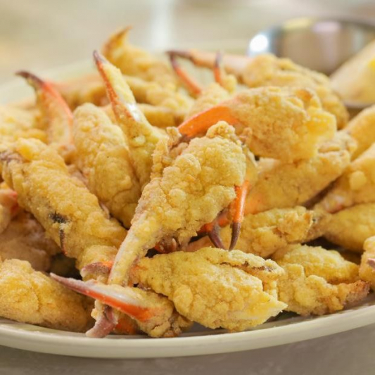 Deep-Fried Crab Claw - Cang Cua Chien