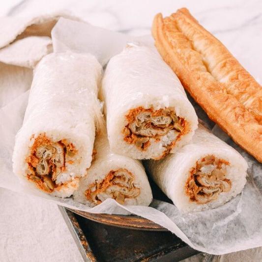 17. Glutinous Rice Roll