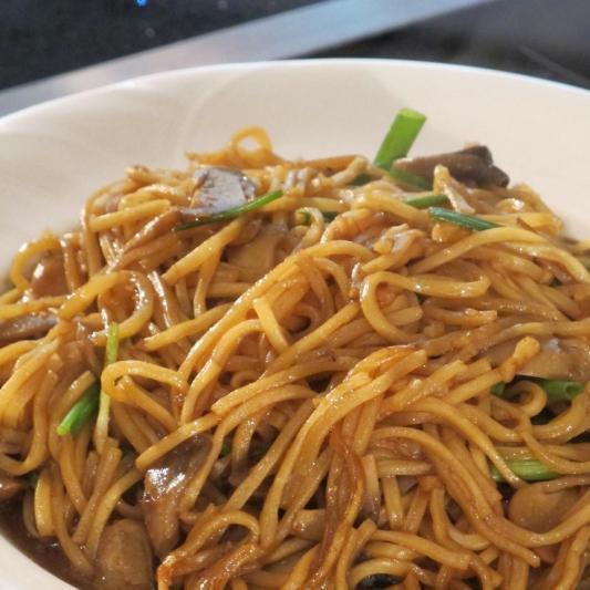E Fu Noodles Dishes