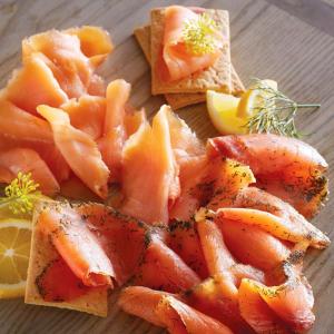 Salmon Sampler