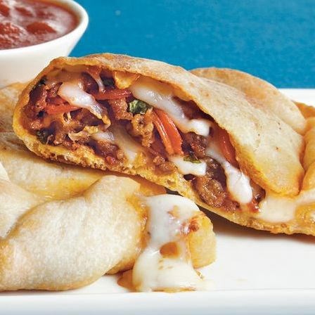 Meat Lovers Calzone