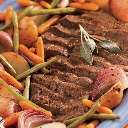 Tender Beef