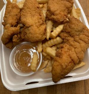 Chicken Fingers (4 pcs)