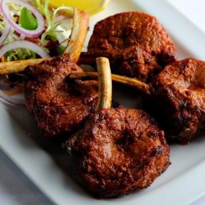 Lamb Chop Combo