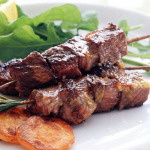 Lamb Kebab Combo