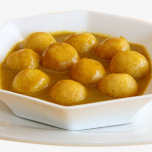 A20. Curry Fish Balls