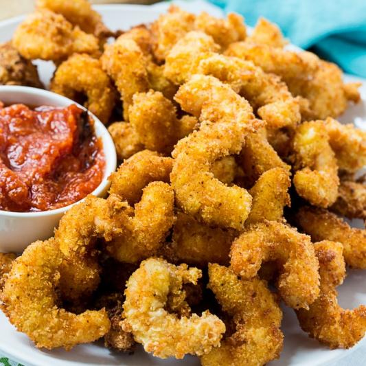 A26. Fried Spicy Shrimp