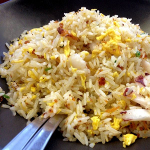 Crystal Fried Rice