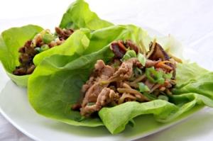 Mu Shu / Lettuce Wrap