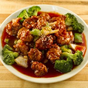 General Tao Spicy Chicken