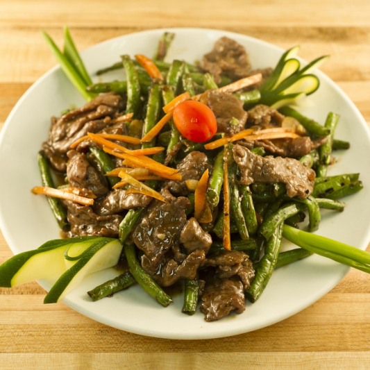 Spicy Green Bean & Beef