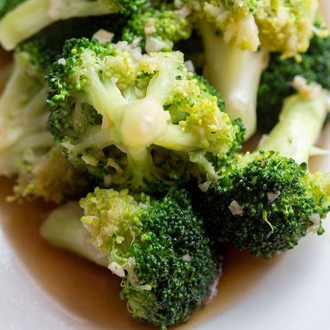Szechuan-Style Broccoli