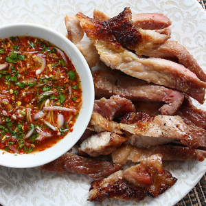I2. Khao Moo Yang