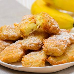 D1. Deep-Fried Banana