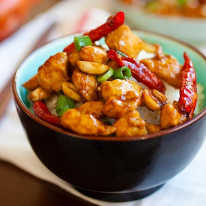 Szechuan Dishes