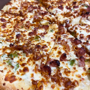 Classic Gong Wild Spicy Pizza