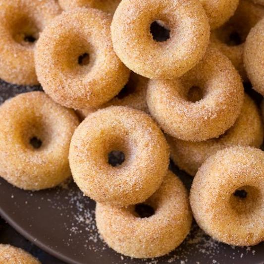 Mini Donuts (12 pcs)
