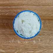 Steamed Rice Bowl