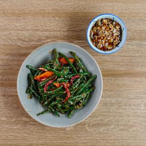 Szechuan Fiery Green Beans