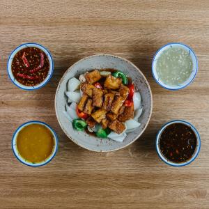 Stir-Fry Tofu