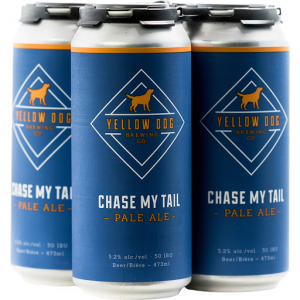 5.1. Chase My Tale - Pale Ale