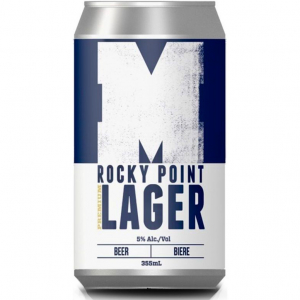 7. Rocky Point Lager
