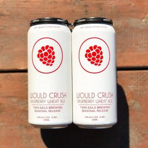 6.2. Would Crush - Raspberry Wheat Ale