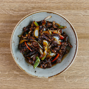 Ginger Beef Strips