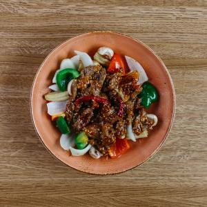 Szechuan Fiery Beef