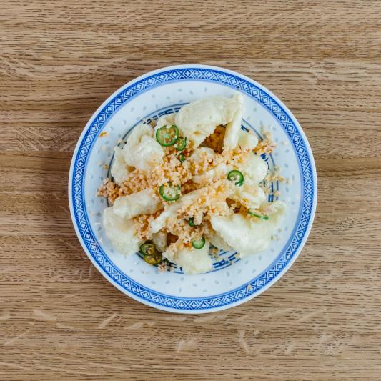 Spicy Salt Calamari