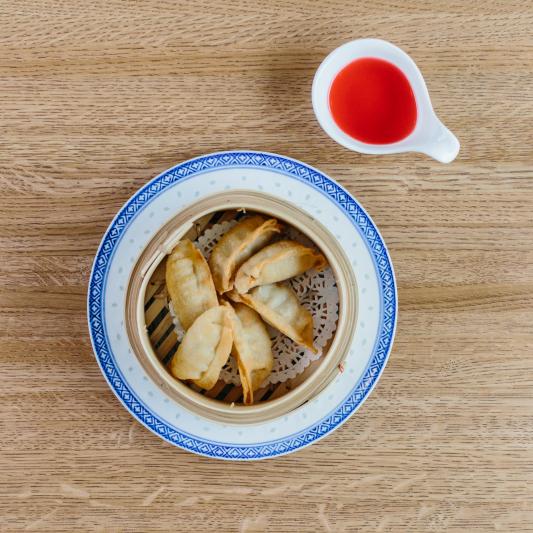 Potsticker-fried Dumplings