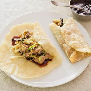 2-4 Moo Shu Pork