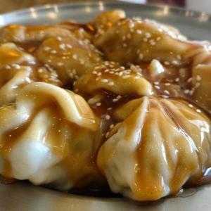 8. Peanut Butter Dumpling