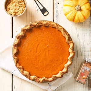 10. Pumpkin Pie