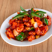 114. General Tao's Chicken or Beef