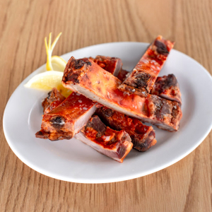Spare Ribs and BBQ Pork