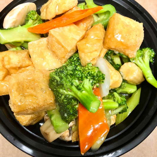 96. Tofu with Vegetables
