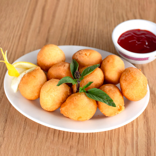 32. Sweet-and-Sour Chicken Balls