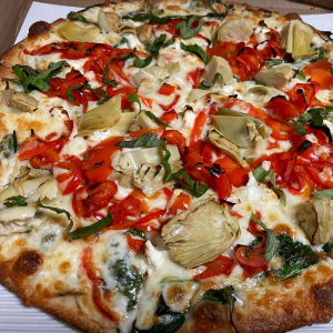 Spinach Lovers Pizza (GF)