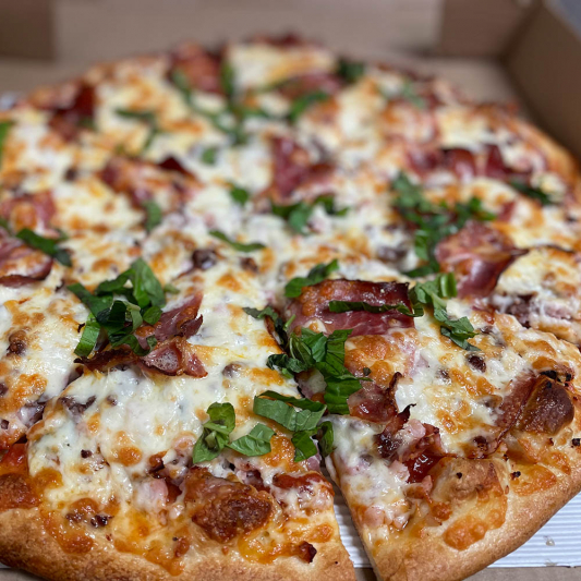 Meat Land Pizza