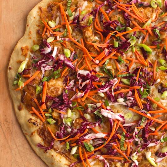 Chichen Thai Pizza (GF)
