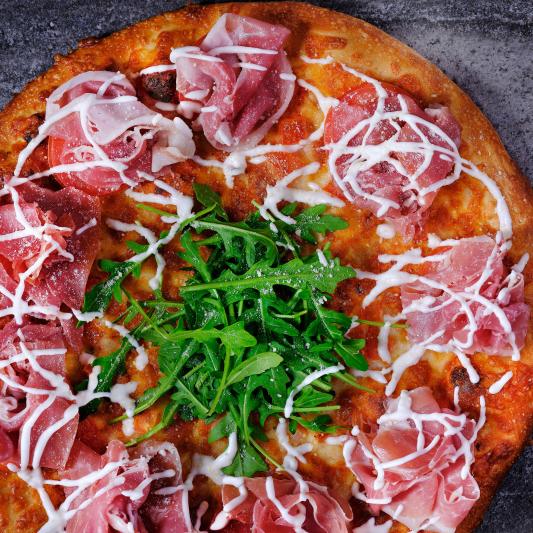 Prosciutto Pizza (GF)