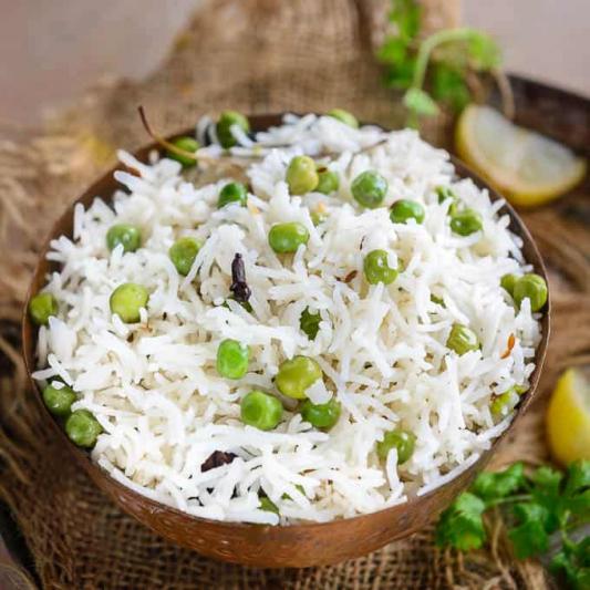 Rice Pulau
