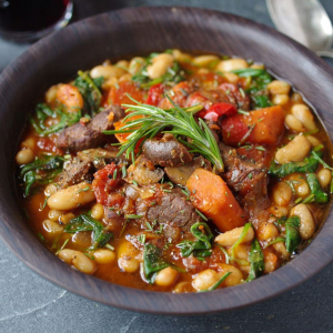 White Lamb Stew