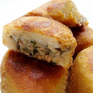 Beef Potato Chops