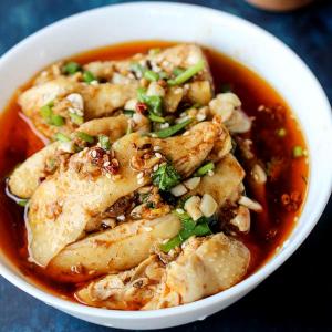 002. Kou Shui Chicken