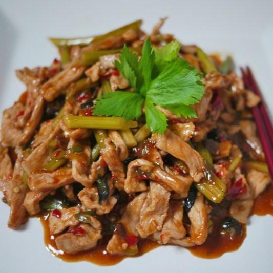 060. Yuxiang Pork