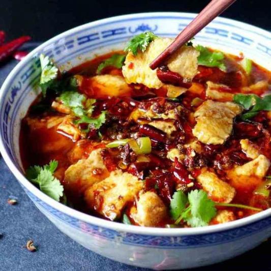 032. Spicy Fish Slices